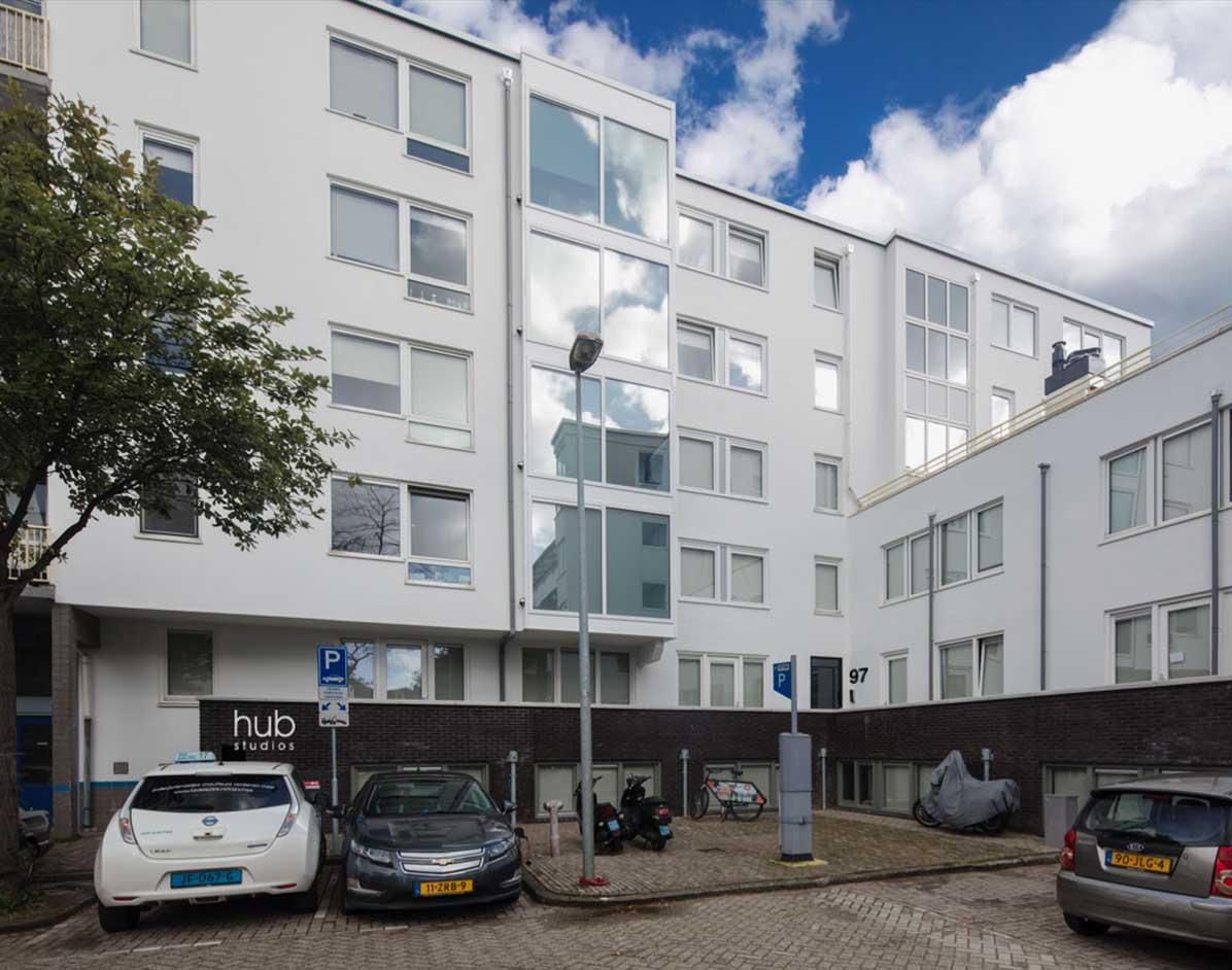 Rijtuigenhof Amsterdam